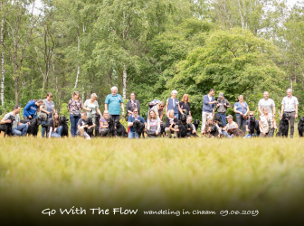 Go With The Flow wandeling 2019
